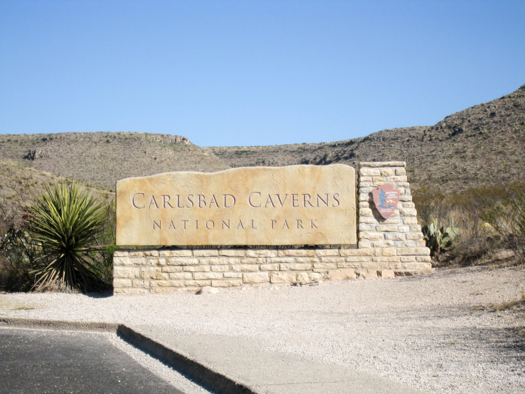 Carlsbad Cavern Entrance
