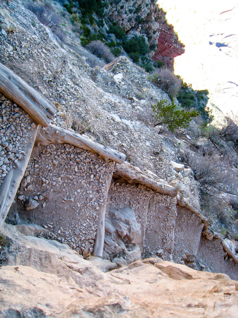 Grand Canyon - Stairway