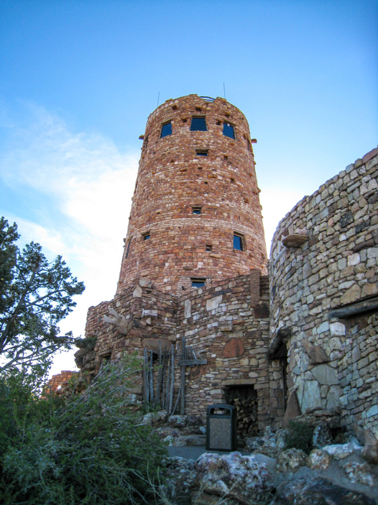 Grand Canyon - Tower