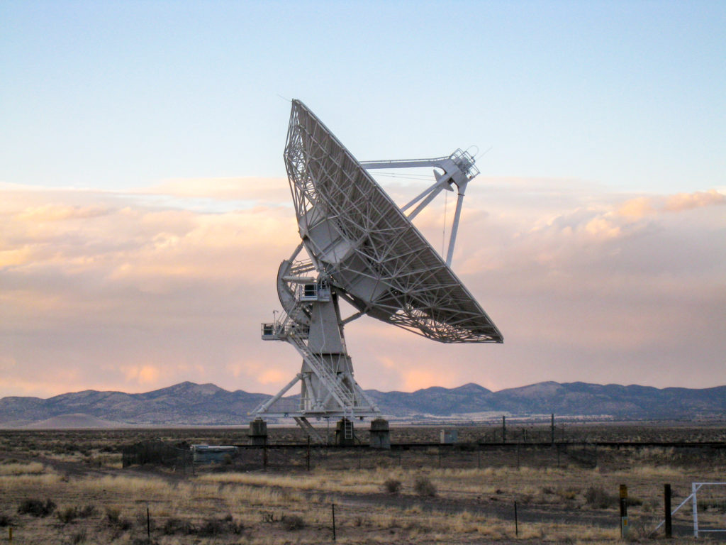 Very Large Array - Radar Dish